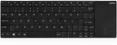 Rapoo E2710, CZ/SK, čierna