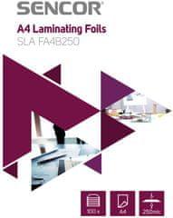SENCOR Folia do laminowania SLA FA4B250