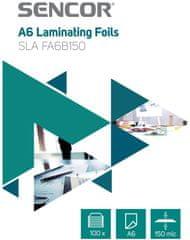SENCOR Folia do laminowania SLA FA6B150