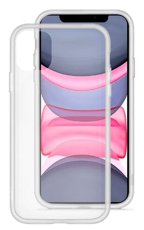 EPICO Glass Case 2019 ovitek za iPhone 11, prozoren/bel (42410151000004)