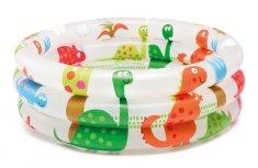 Intex 57106 Dětský bazén Dinosaurus 61x22cm