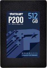 """Patriot P200, 2,5"""" - 512GB"""