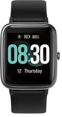 Umidigi smartwatch Uwatch 3, Onyx Black