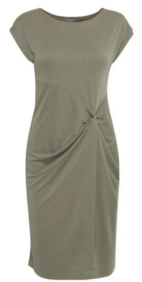 b.young dámske šaty Pomma 20807942 XXL zelené