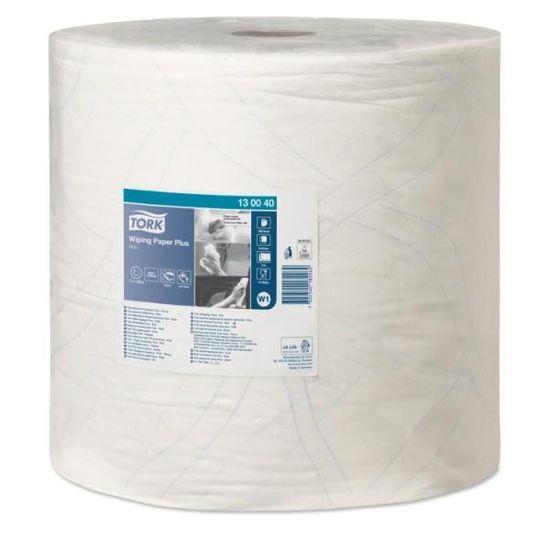 Tork Průmyslová papírová utěrka Tork Advanced 420 velká role šířky 37cm bílá - 1ks