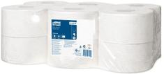 Tork Toaletní papír v Mini Jumbo roli TORK ADVANCED 2 vrstvy T2 - 12ks