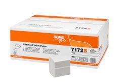 Celtex Toaletní papír CELTEX S-Plus L skládaný 2vrstvy bílý - 1krt
