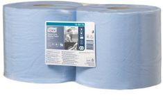 Tork Heavy-Duty papírová utěrka malá modrá W1/2 - 130072