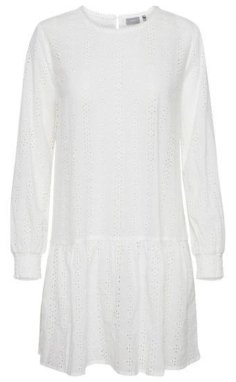 b.young dámske šaty Ivonne 20808028 34 biele