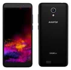Aligator S5520 Duo, 1GB/16GB, černý