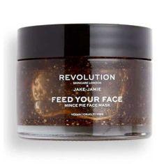 Makeup Revolution Ápoló maszk száraz bőrreRevolution Skincare x Jake - Jamie Feed Your Face (Mince Pie Face Mask) 50