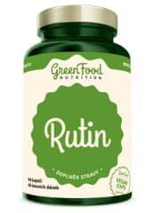 GreenFood Rutin 60kapslí