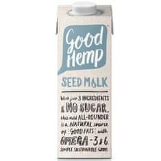 Good Hemp Creamy Seed Milk (Konopný nápoj) 1000ml