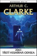 Arthur C. Clarke: 2061: Třetí vesmírná odysea - Mistrovská díla SF
