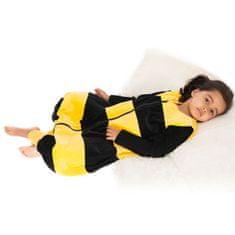 Penguin Detský spací vak včielka, veľkosť L (87-110 cm), 2,5 tog