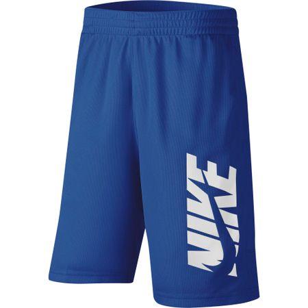 Nike Chłopięce spodenki NK HBR SHORT XS niebieskie