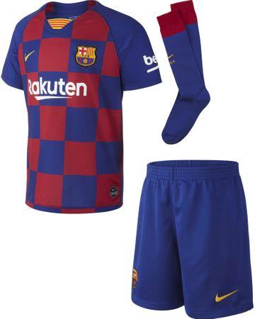 Nike Komplet sportowy FC Barcelona XS niebieski