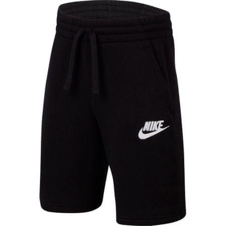 Nike Chłopięce spodenki NSW CLUB SHORT S Czarny