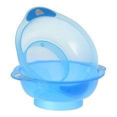 Vital Baby Dve misky Unbelievabowl - modrá