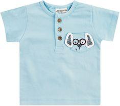 Jacky chlapčenské tričko s krátkym rukávom