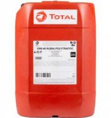 Total Total 10w-40 Rubia Polytraffic 20L (149091)