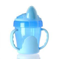 Vital Baby Detský výučbový hrnček 200 ml, modrý