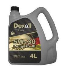 Dexoll DEXOLL 5W-30 LL III 4L