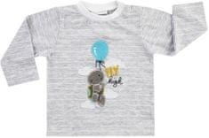Jacky detské tričko s dlhým rukávom