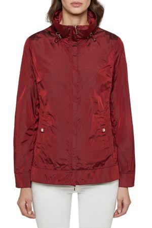 Geox Smeraldo W0220W T2453 ženska jakna, rdeča, XS
