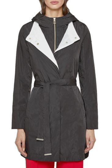 Geox dámsky kabát IschiaW0221Y T2603 XS čierna