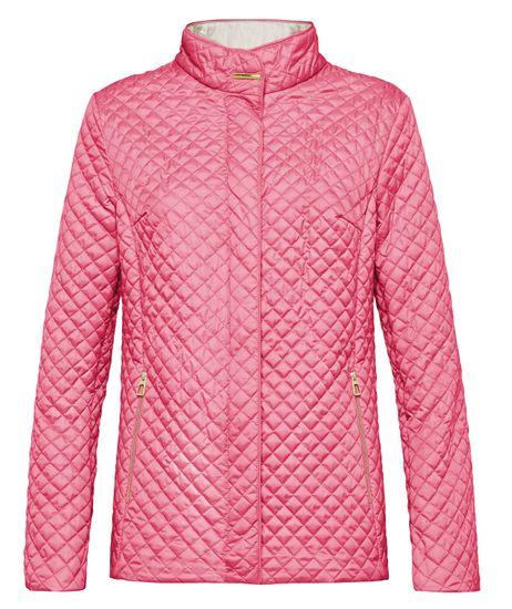 Geox dámska bunda Arethea W0220U T2606 XS ružová
