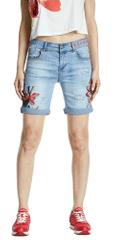 Desigual 20SWDD48 Bonhai ženske kratke hlače