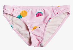 Roxy dívčí plavkové kalhotky Lvl Aloh Bottom