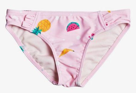 ROXY kąpielówki dziewczęce Lvl Aloh Bottom 2 różowe