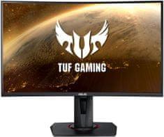 Asus monitor gamingowy VG27VQ (90LM0510-B01E70)