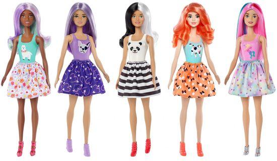 Mattel Barbie Color Reveal vlna 1