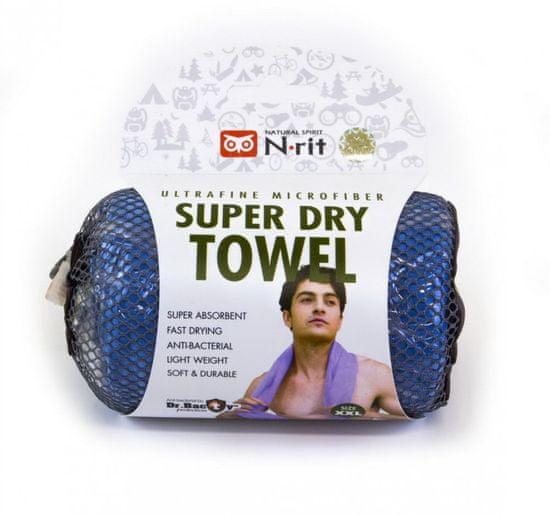N-Rit Super savý uterák Modrý XXL