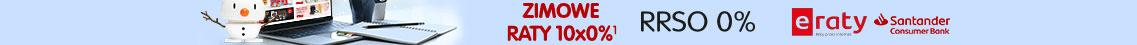 Noworoczne raty 10x0