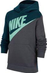 Nike chlapecká mikina NSW CORE AMPLIFY PO