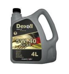 Dexoll DEXOLL 5W-40 A3/B4 4L
