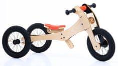 TryBike Fa kerékpár / háromkerekű 4 az 1-ben