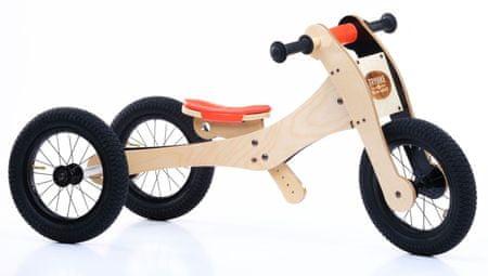 TryBike Fa kerékpár / háromkerekű, narancssárga