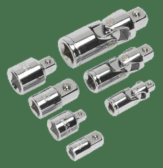 AHProfi Sada 7 ks redukcí a kloubových nástavců - AH120703