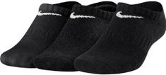 Nike dětské ponožky Cushioned No-Show Training Socks (3Pack)