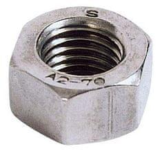 VKP STEEL DIN 934 M 10 A2 nerezová šesťhranná matica
