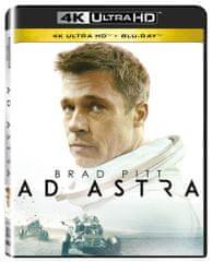 Ad Astra (2 disky) - Blu-ray + 4K Ultra HD