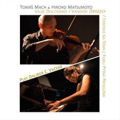 Mach Tomáš, Hiroko Matsumoto: Play Dalibor C. Vačkář - CD