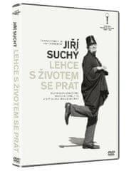 Jiří Suchý - Lehce s životem se prát - DVD
