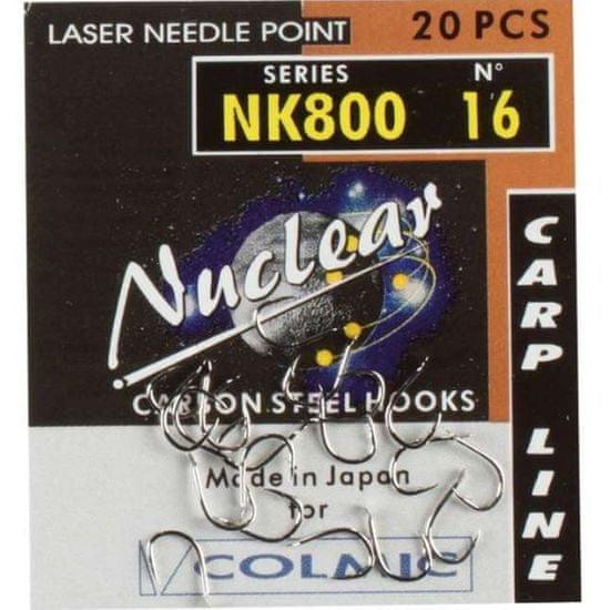 Colmic Háčky Colmic NK800 velikost háčku: 4