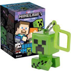 Minecraft kulcstartó- Bobble Mobs Blind Box